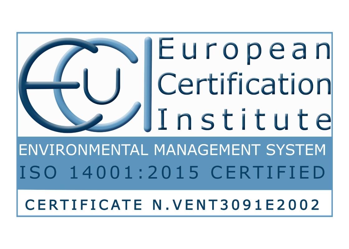 Certificazione Europea ECI